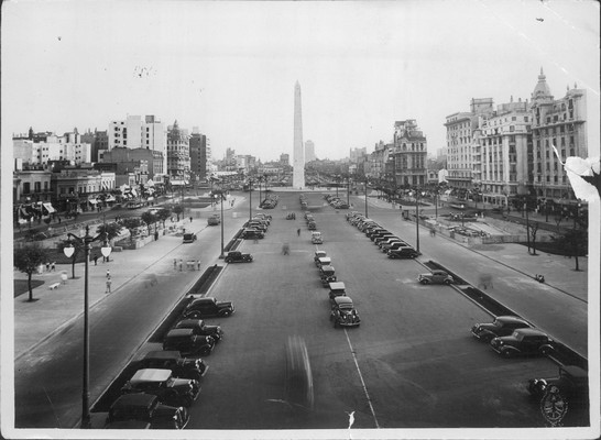 Obelisco porteño